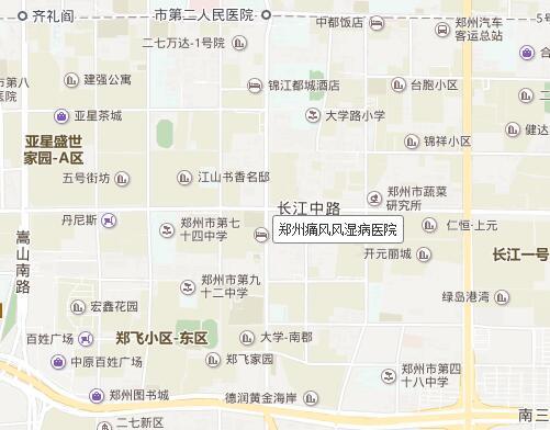 郑州痛风风湿病医院地图.jpg