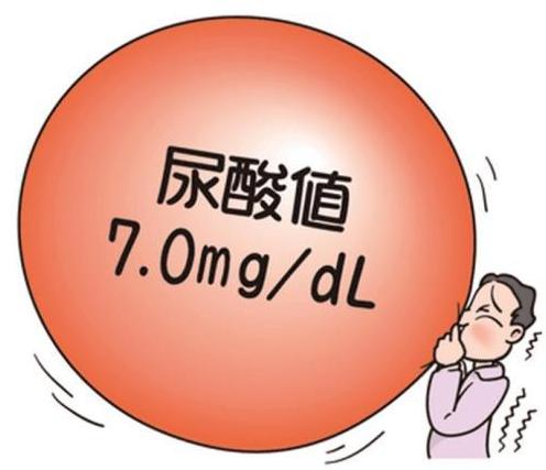 年纪轻尿酸高怎么办?
